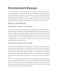 environment essays natural environment nature