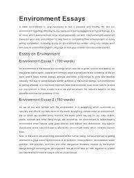 environment essays natural environment nature