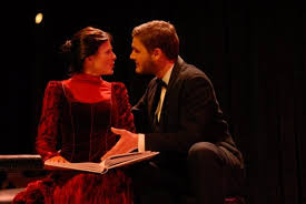 a character sketch of hedda in the book hedda gabler writework english susanne sheehy and tom bateman play hedda gabler and eilert loevborg