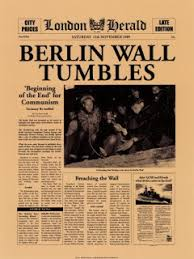 the significance of the wall the rise and fall of the berlin wall this primary source demonstrates the views of the british towards the fall of the ball wall what it symoblised