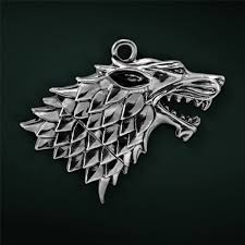 Game Of Thrones Stark House Crest Wooden Plaque Game of Thrones Stark House Crest Wall Plaque 79