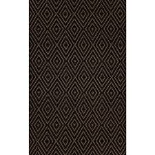 dash and albert rugs woven diamond charcoal taupe indoor outdoor rug rdb162