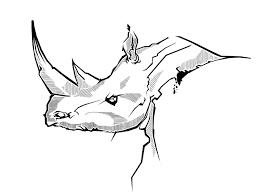 Rhino By Sarthak Mittal On Dribbble