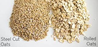 why steel cut oats