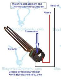 hot water heater element wiring diagram hot image electric water heater wiring diagram on hot water heater element wiring diagram