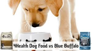4health Vs Blue Buffalo Dog Food Reviews Comparison