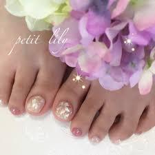 夏のオススメネイル Petit Lily
