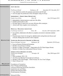 Journalism Resume Sample Professional Journalist Resume Examples Journalism Samples Cover 6
