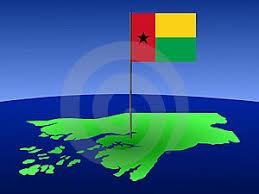 Resultado de imagem para guiné bissau bandeira