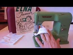 Elna Junior Sewing Machine