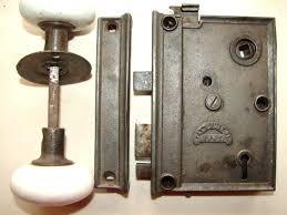 Antique Door Hardware Rim Locks Pre 1865 Antique Restoration