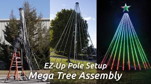 Wow Lights Mega Tree Mega Tree Assembly