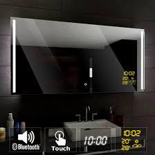 Paris Badspiegel Mit Led Led Led Beleuchtung Wandspiegel Spiegel