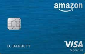 amazon rewards visa signature card 2021