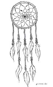 Dream Catcher Outline