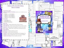 i absolutely love this unit on charlie and the chocolate factory i absolutely love this unit on charlie and the chocolate factory by roald dahl lots