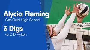 Alycia Fleming - Hudl