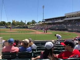 Bonney Field Sacramento Seating Chart Raley Field Section 116 Home Of Sacramento River Cats