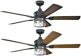 kichler ceiling fan ceiling fans patio distressed black walnut shadowed fan loading zoom remote control ceiling kichler ceiling fan