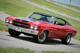 Friends And Family Come Together To Build This Awesome '70 Chevelle