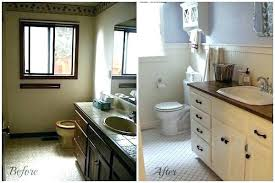 do it yourself bathroom remodeling ideas do it yourself bathroom remodeling large bathroom redo on a
