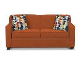 orange sleeper sofa interior contemporary sleeper sofa fresh attractive orange sleeper sofa sleeper sofas than ikea