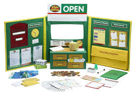 office play. Learning Resources Pretend \u0026 Play Post Office: Amazon.co.uk: Toys Games Office T