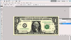 Design Your Own Dollar Bill Template How To Photoshop Dollar Bill