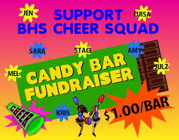 Cheerleading Fundraiser Poster Ideas