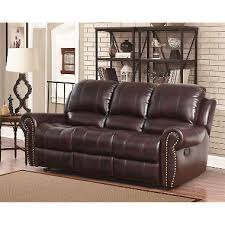 leather reclining sofas. Plain Leather Bentley TopGrain Leather Reclining Sofa Inside Sofas