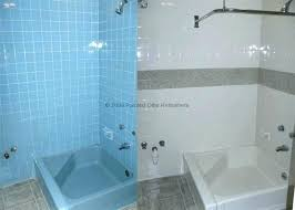 tub and shower refinishing kits tub and tile refinishing kit medium size of bathtub refinishing kit