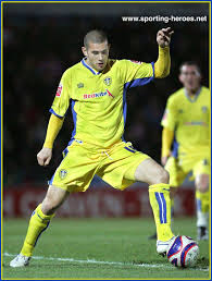 Bradley JOHNSON - League Appearances - Leeds United FC