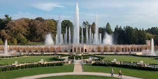 fountain garden. Main Fountain Garden