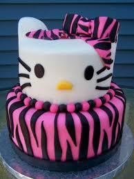 4 Inspirasi Kue Ulang Tahun Hello Kitty Yang Bisa Kamu Buat Sendiri