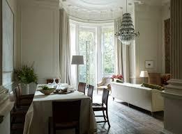 british interior design. The Living And Dining Room Of Designer Rose Uniacke\u0027s Own London Home. British Interior Design