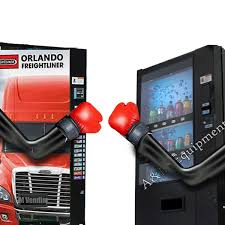 Vending Machine Business Pros And Cons Delectable Graphic Vs Live Display AM Vending Machines