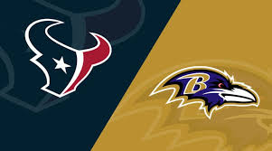 Houston Texans At Baltimore Ravens Matchup Preview 11 17 19
