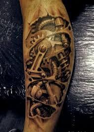 Biomechanik Tattoo Geile Tattoos 3d Toll 3d Baseball Tattoos