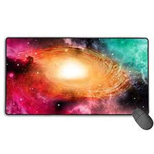 The Hidden Way Size Chart Amazon Com Hidden Ambition Space Galaxy Mouse Pad With