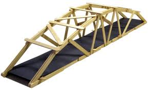 Popsicle Stick Bridge Designs