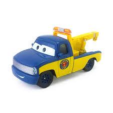Disney Pixar Cars Race Tow Truck Tom Metal Diecast Toy Car 1:55 ...