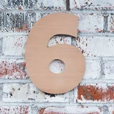 outdoor wood numbers craftcuts com