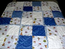 How To Make A Baby Quilt For Beginners Â« How To Make A Quilt! & Up the Rainbow Creek: Super Quick Baby Rag Quilt Adamdwight.com