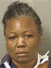 NIKIA MONIQUE WARE Record Of Arrest In Palm Beach County FL 524099