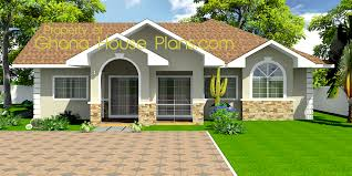 Small Picture tiny house plans Ghana Homes 3 Bedroom Single Storey Family