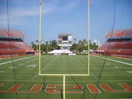 University Of Miami Game Design Miami Orange Bowl Wikipedia