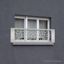 Design Geländer Fensterabdeckung Französischer Balkon Fenstergitter