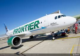 Frontier Airlines Takes Delivery Of Its First A320neo
