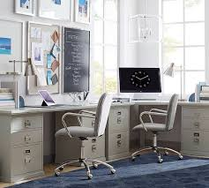 pottery barn bedford rectangular office desk. Build Your Own - Bedford Modular Desk Pottery Barn Rectangular Office I