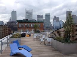 office decks. Office Envy: LogMeIn\u0027s Gorgeous Roof Deck \u0026 Global Appeal   BostInno Decks D